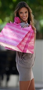 Alessandra Ambrosio spotted while leaving a Victorias Secret store with many shopping bags in miami on October 8th 2009 3