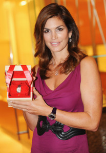 Cindy Crawford attends the opening of the Omega Boutique at The Village Westfield on October 15th 2009 in London England 4