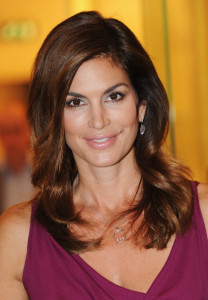 Cindy Crawford attends the opening of the Omega Boutique at The Village Westfield on October 15th 2009 in London England 5