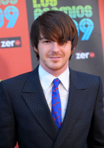 Drake Bell arrives at the Los Premios MTV 2009 Latin America Awards held at Gibson Amphitheatre on October 15th 2009 in Universal City California 4