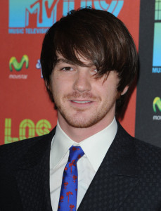 Drake Bell arrives at the Los Premios MTV 2009 Latin America Awards held at Gibson Amphitheatre on October 15th 2009 in Universal City California 6