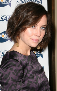 Jessica Stroup arrives at the 2009 Voice Awards at the Paramount Theater on the Paramount Studios lot in Los Angeles on October 14th 2009 5