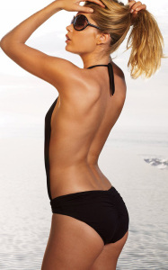 Doutzen Kroes new photo shoot for the upcoming Victorias Secret catalog in October 2009 13