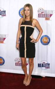 Nicky Hilton attends the 2009 Fox Reality Channel Really Awards held at The Music Box in Los Angeles on October 13th 2009