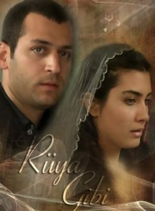 Photo from the turkish drama series Asi on mbc4 15 2