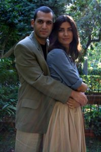 pictures from the turkish drama series Asi and Demir 20