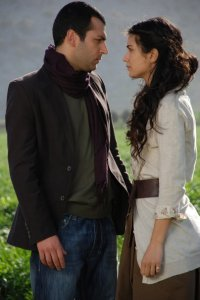 Photo from the turkish drama series Asi on mbc4 13 2