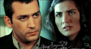 Photo from the turkish drama series Asi on mbc4 10 2