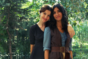 pictures from the turkish drama series Asi and Demir 6