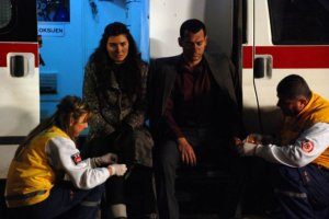Photo from the turkish drama series Asi on mbc4 29