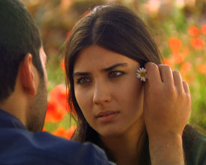 Photo from the turkish drama series Asi on mbc4 4 2