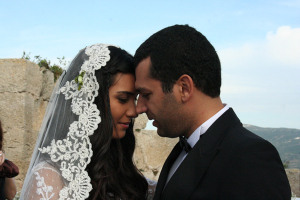 pictures from the turkish drama series Asi and Demir 7