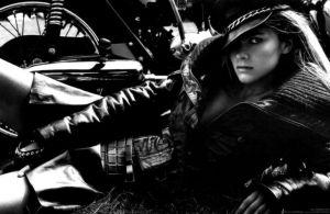 Filippa Hamilton desktop wallpaper black and white photo shoots 28