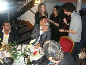 picture of Amr Diab at the 2009 African Music Awards on October 19th 2009 4