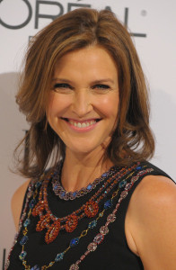 Brenda Strong arrives at the 16th Annual ELLE Women in Hollywood Tribute on October 19th, 2009