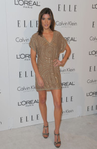 Jennifer Carpenter attends the 16th Annual ELLE Women in Hollywood Tribute on October 19th, 2009