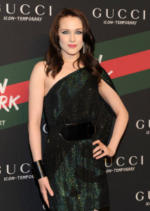 Evan Rachel Wood attends the Gucci Icon Temporary Flash Sneaker Store launch at the Gucci Icon Temporary Flash Sneaker Store on October 23rd 2009 in New York City 6