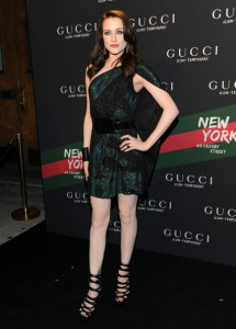 Evan Rachel Wood attends the Gucci Icon Temporary Flash Sneaker Store launch at the Gucci Icon Temporary Flash Sneaker Store on October 23rd 2009 in New York City 4
