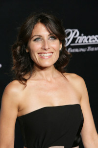 Lisa Edelstein attends the 2009 Rodeo Drive Walk Of Style Award Ceremony Honoring Princess Grace Kelly Of Monaco in Beverly Hills on October 23rd 2009 3