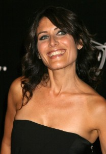 Lisa Edelstein attends the 2009 Rodeo Drive Walk Of Style Award Ceremony Honoring Princess Grace Kelly Of Monaco in Beverly Hills on October 23rd 2009 5