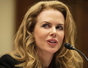 Nicole Kidman attends the International Violence Against Women Stories and Solutions conference in Washington DC on October 22nd 2009 4