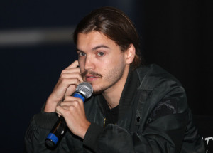 Emile Hirsch at the Hollywood Film Festival screening of End Violence Against Women in Congo Symposium at the ArcLight Cinemas on October 24th 2009 in Los Angeles 7