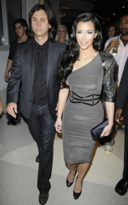 Kim Kardashian spotted arriving at LIV Nightclub in the Fontainebleau Hotel in Miami Florida on October 24th 2009 4
