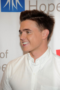 Jesse McCartney arrives at the Disneys 2nd Annual Concert For Hope at the Nokia Theatre on October 25th 2009 in Los Angeles California 5