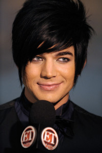 Adam Lambert picture during the 2009 American Music Awards press conference held at the Beverly Hills Hotel on October 13th 2009 in Los Angeles California 9