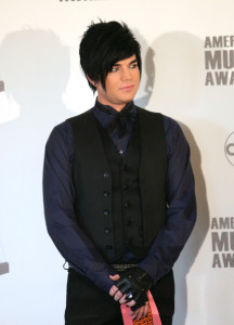 Adam Lambert picture during the 2009 American Music Awards press conference held at the Beverly Hills Hotel on October 13th 2009 in Los Angeles California 2