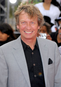 Nigel Lythgoe arrives at the premiere of This Is It movie on October 27th 2009