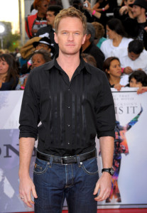 Neil Patrick Harris arrives at the premiere of This Is It movie on October 27th 2009