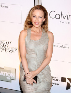Kylie Minogue at Rob Pruitts The First Annual Art Awards Presented By Calvin Klein in New York City on october 29th 2009 4