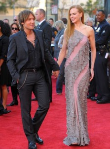 Keith Urban and Nicole Kidman arrive at the 2009 American Music Awards at LAs Nokia Theatre on November 22nd 2009 3