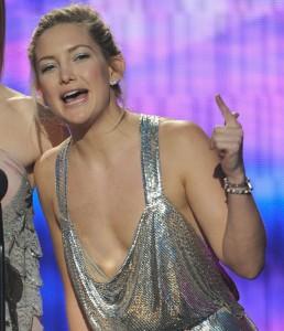 Kate Hudson at the 2009 American Music Awards at LAs Nokia Theatre on November 22nd 2009 5