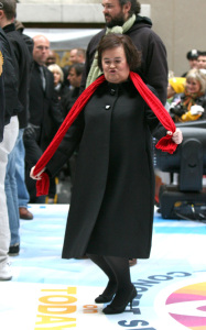 Susan Boyle performs live on the Today Shows Concert Series on November 23rd 2009 5