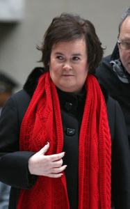 Susan Boyle performs live on the Today Shows Concert Series on November 23rd 2009 8