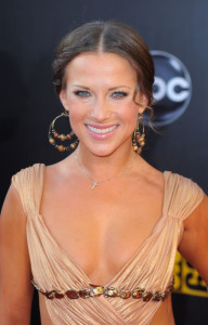 Edyta Sliwinska arrives at the 2009 American Music Awards at the Nokia Theatre LA Live in Los Angeles California on November 22nd 2009 7