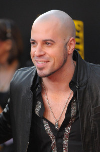 Chris Daughtry arrives at the 2009 American Music Awards at the Nokia Theatre LA in Los Angeles California on November 22nd 2009 1