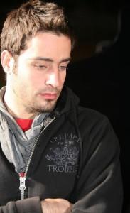 Saad Ramadan 2009 photo shoot