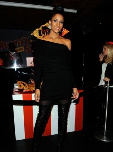 Ciara photo at Britney Spears Birthday Party in New York City on December 2th 2009 3