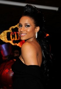 Ciara photo at Britney Spears Birthday Party in New York City on December 2th 2009 2