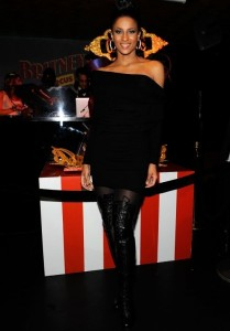 Ciara photo at Britney Spears Birthday Party in New York City on December 2th 2009 4
