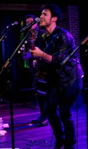 Kris Allen photo as she performs at BB Kings Blues Club at the Mirage Resort Hotel Casino in Las Vegas on December 30th 2009 4
