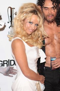 Pamela Anderson spotted arriving at the 4th Annual Gridlock New Years Eve Bash in Los Angeles on December 31st 2009 3