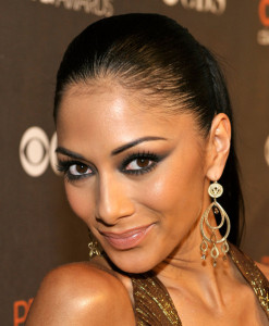 Nicole Scherzinger arrives at the 36th Annual Peoples Choice Awards held at Nokia Theatre on January 6th 2010 in Los Angeles 6