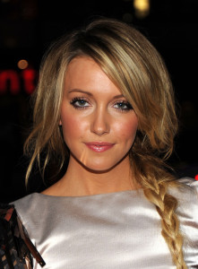 Katie Cassidy attends the Peoples Choice Awards 2010 held at Nokia Theatre on January 6th 2010 in Los Angeles 5