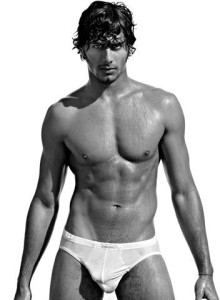 Jesus Luz recent topless 2010 photo shoot 4   Copy