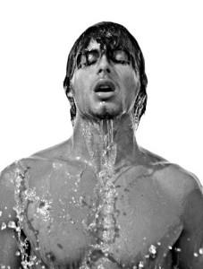 Jesus Luz recent topless 2010 photo shoot 5