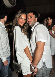 Alessandra Ambrosio picture from new year party on December 31st 2009 1